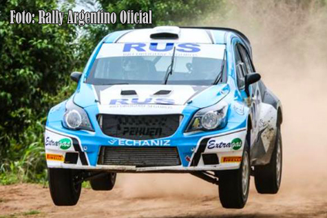 © Rally Argentino Oficial.